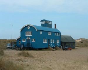 Blakeney_point_lifeboat_station